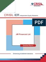 CRISIL Research Ier Report Jm Financial 2015
