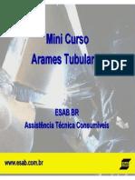 Arames Tubulares - Mini Curso_pt