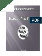 Execuções Fiscais - Robson Zanetti