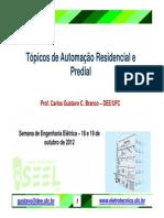 M6 - Tópicos de Automação Residenciaol e Predial