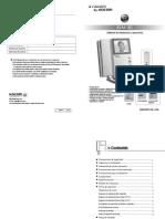 KOCOM Manual KVM301 Español
