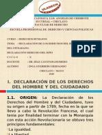 DECLARACIÓN DE LOS DERECHOS DEL HOMBRE Y.ppt