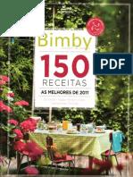 Livro Bimby - 150 receitas-as melhores de 2011