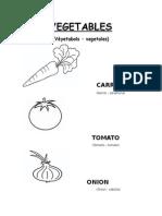 Vegetales imagen