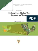 SUELOS CAPACIDAD DEL DEPARTAMENTO DE HUANUCO