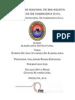 Trabajo Final de Albañileria