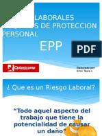 Riesgos Laborales y Equipos de Protección Personal EPP v 03