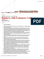 Baklava with Lebanese Coffee - Recipes - Poh's Kitchen.pdf