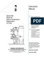 58561 - HC-2380 - Air Dryer Instruction Manual