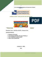 Datos Para El Trabajo de Logistica