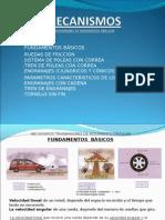1TRANSMISIÓN DE MOVIMIENTO ROTATORIO-ROTATORIO
