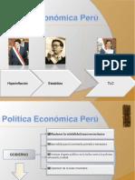 Politica Economica Del Peru