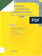 Manual Alergia Alimentaria