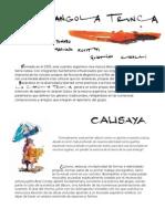 La Cangola Trunca - Gacetilla 2014