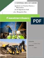 Folleto Construcciones II