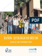 Manual de Construccion de Baños Secos Ecologicos