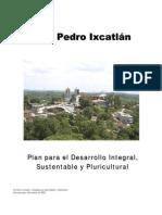 San Pedro Ixcatlan - Plan de Desarrollo Municipal