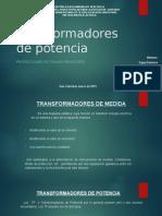 Transformadores de Potencia Diapositiva