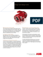 ABB Traction Motors - Design Tools