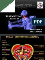 Traumatismo Cervical