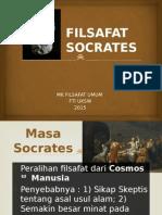 Filsafat Socrates