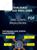 Sosialisasi ISO Korpri 2011