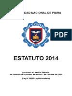 Estatuto 2014