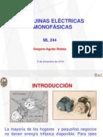 Motores Monofasicos de Induccion - 05-12-2014