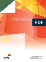 PWC Tax Memorandum 2015