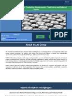 Aluminium Cans Market | Prices, Manufacturing Plant Report