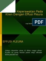 Askep Pleura Efusi