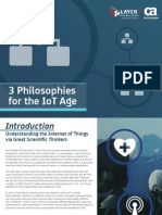 3 Philosophies for the IoT Age