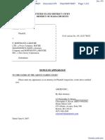 Amgen Inc. v. F. Hoffmann-LaRoche LTD et al - Document No. 470