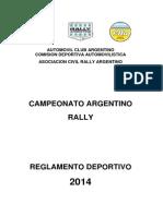 Adjuntos-regla Rally Argentino