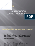 distribucion  lognormal