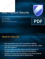 Web Platform Security Final