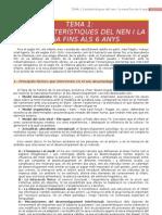 TEMA 1_Caracteristiques Del Nen-A Fins Als 6 Anys