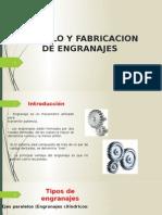 Calculo y Fabricacion de Engranajes