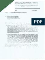 Se 1017et Th 2011 Perizinan Dan Pelarangan Proses Pembelajaran
