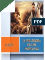 Oveja Perdida en Clave Hospitalaria (Acoger)