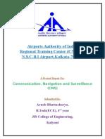AIR PORT AUTHORITY TRAINING REPORT