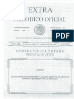 Estructura Organica Operativa Provisional