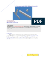 Inventor PresentasiSliderautomatic