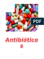 Trabajo Antibióticos (biología)