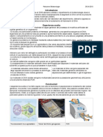 Relazione CNR (Biotecnologie)