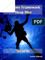 Symfonyframeworkdeepdive Security Sample