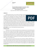 4.Applied-rural Finance Programmes-haruni Jeremia Mapesa