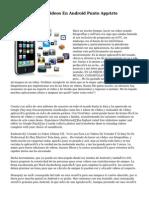Apps Para Editar Videos En Android Punto AppArte