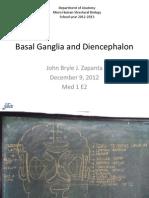 OLFU Dissection - Basal Ganglia and Diencephalon
