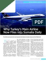 The Somalia Investor - Turkish Airlines